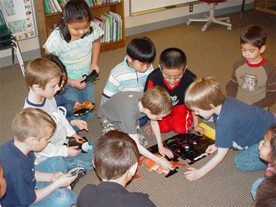 el aprendizaje cooperativo en el salon de clase