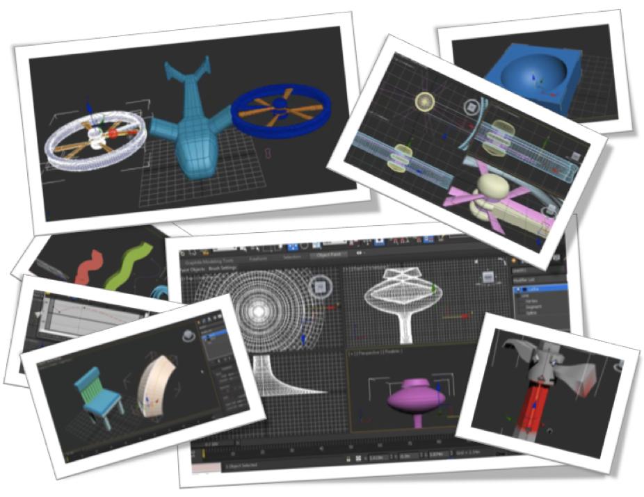 Profesor de la Javeriana dicta curso de herramientas y conceptos 3D