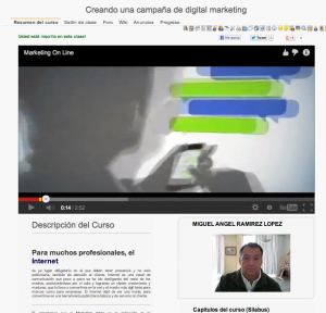 27 nuevos cursos online wedubox.com en castellano