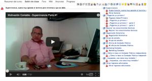 primer MOOC en español sobre contaduria