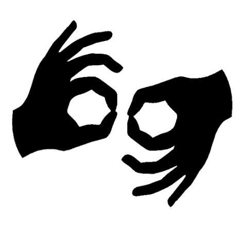 justicia social docente interprete estudiante sordo